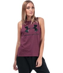 womens sportstyle graphic muscle tank