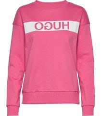 nacita sweat-shirt tröja rosa hugo