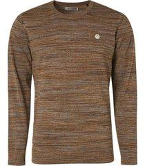 no excess pullover crewneck multi colour mela sun