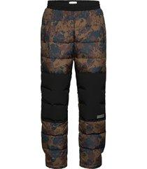 danny down trousers casual broek vrijetijdsbroek zwart wood wood