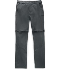 pantalon paramount convertible gris the north face