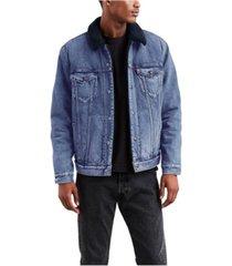 levi's men's type iii trucker jacket