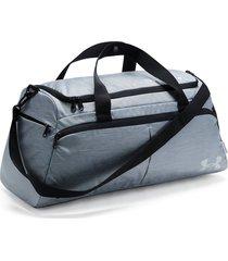 maleta de entrenamiento under armour 1306405-001 - gris