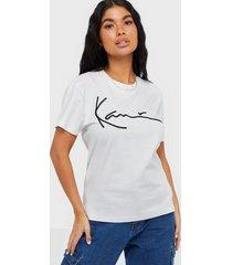 karl kani kk signature basic tee t-shirts