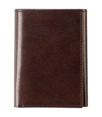 johnston & murphy men's trifold wallet