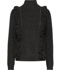 parisa desire knit gebreide trui grijs bruuns bazaar