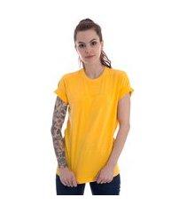camiseta unissex operarock stone rhythm amarelo