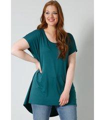 shirt sara lindholm smaragdgroen