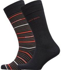 2p rs stripe cc underwear socks regular socks svart boss