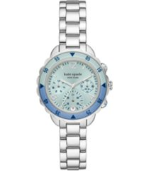 kate spade new york baywater stainless steel bracelet watch, 34mm