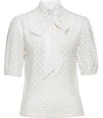 maglia in mesh (bianco) - bodyflirt