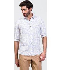 camisa blanca prototype sunnyside