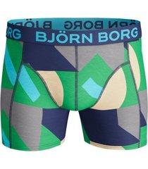 bjorn borg boxershort 2-pak color field blue