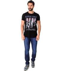 camiseta opera rock t-shirt masculina