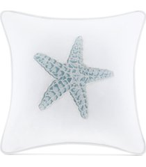 "harbor house maya bay 16"" square decorative pillow bedding"