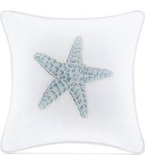 "harbor house maya bay 16"" square decorative pillow bedding"