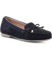 stonefly capri iii 1 loafer, size 7.5us in indigo blue at nordstrom