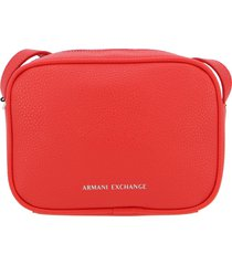 armani exchange mini bag armani exchange shoulder bag in synthetic leather