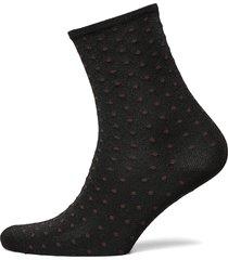 moonlight sock lingerie socks regular socks svart unmade copenhagen