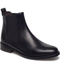 boots 7913 stövletter chelsea boot svart billi bi