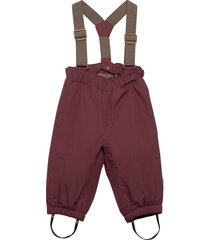 wilas suspenders pants, k outerwear snow/ski clothing snow/ski pants lila mini a ture