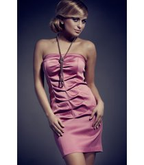 sukienka luiziana mod. nr 50 jasny fiolet