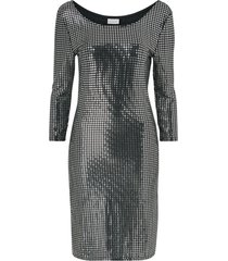 paljettklänning vibeyla 3/4 dress