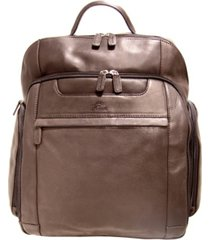mancini colombian collection laptop backpack
