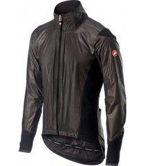 castelli fietsjack men idro pro 2 jacket black-l