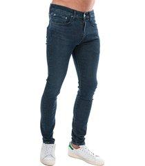 mens 519 sage overt extreme skinny jeans