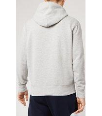 polo ralph lauren men's fleece hoodie - andover heather - xxl
