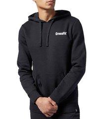 sweater reebok sport crossfit mor logo hoodie dy8443