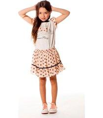 falda  rosa mapamondo helenio