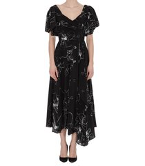 alexander mcqueen drape dress
