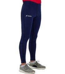 pantalón atletismo azul oscuro saeta