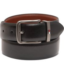 tommy hilfiger men's reversible stretch belt