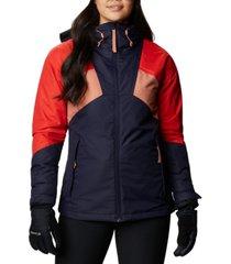 columbia plus size alpine diva insulated jacket