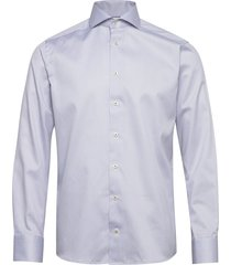 royal twill shirt overhemd business grijs eton