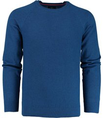 born with appetite ben r-neck pullover fancy kni 19105be11/247 cobalt