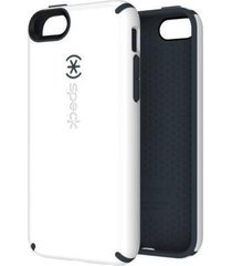 brand new speck candyshell case for apple iphone 5c  - white/charcoal grey