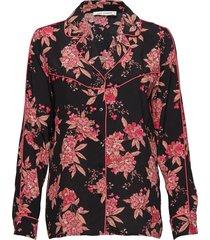 shirt blouse lange mouwen rood sofie schnoor