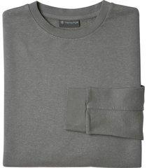 sweatshirt, rookblauw xxl