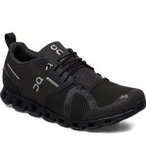 cloud waterproof shoes sport shoes running shoes svart on
