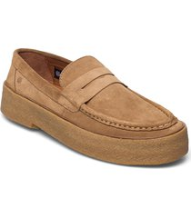 org.118 loafers låga skor beige the original playboy