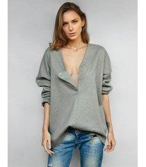 bluza z zapięciem