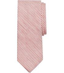 corbata hombre candy stripe rojo brooks brothers