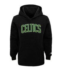 jordan boston celtics men's statement po hoodie