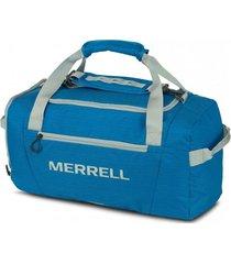 bolso edc duffel 35l - small azul cielo merrell