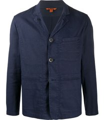 barena two-piece formal suit - blue