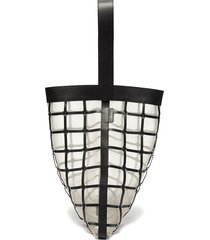 'billie' large cage tote